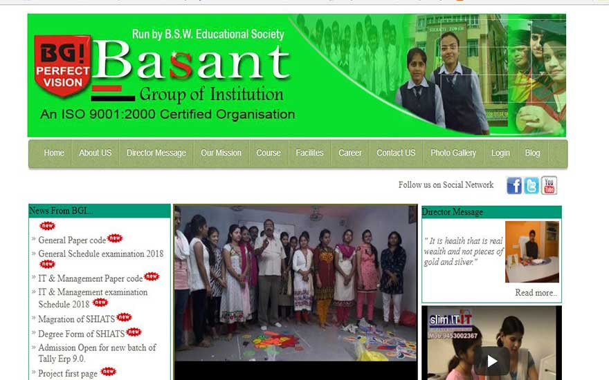 Basant Group of Institution